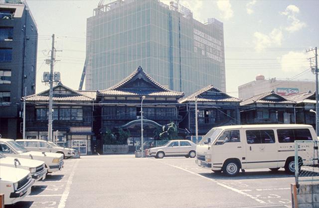 昭和64年当時の旧協働会館02(現伝統文化交流館)