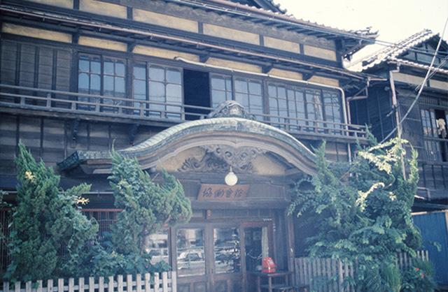 昭和64年当時の旧協働会館03(現伝統文化交流館)